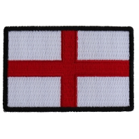 Flag Of England Patch