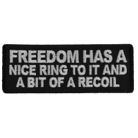 Freedom Has a Nice Right to It and a Bit of a Recoil Patch