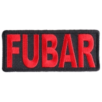 Fubar Patch | US Military Veteran Patches
