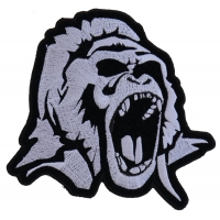 Gorilla Small Patch    Embroidered Patches