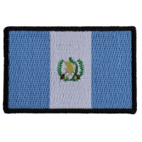 Guatemala Flag Patch
