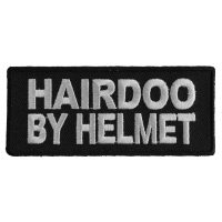 Hairdoo By Helmet Patch