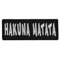 Hakuna Matata Patch