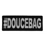Hashtag Doucebag Patch