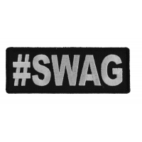Hashtag Swag Patch