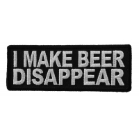 I Make Beer Disappear Patch