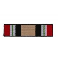 Iraq War Service Ribbon Patch | US Iraq War Military Veteran Patches