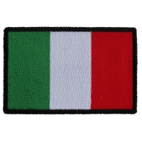 Italian Flag Patch