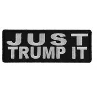 Just Trump It Patch