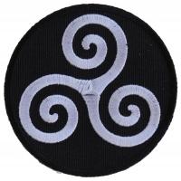 Karma Symbol Patch