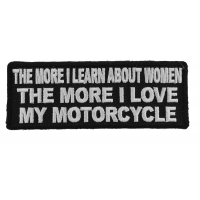 Learn About Women Love Motorcycle Patch | Embroidered Patches