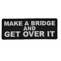 Make a Bridge and Get Over It Patch