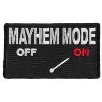 Mayhem Mode On Patch