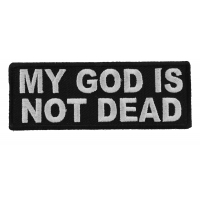 My God Is Not Dead Patches