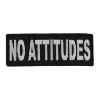 No Attitudes Patch