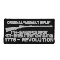 Original Assault Rifle Patch | US Military Veteran Patches