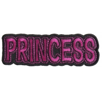 Princess Patch | Embroidered Patches