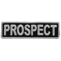 Prospect Patch 3.5 Inch White