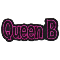 Queen B Patch | Embroidered Patches