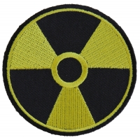 Radioactive Patch | Embroidered Patches