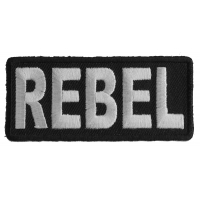 Rebel Patch | Embroidered Patches
