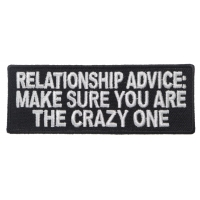 Relationship Advice Patch