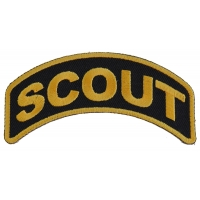 Scout Patch | US Marine Corps Military Veteran Patches