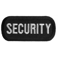 Security Patch | Embroidered Patches