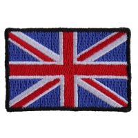 Small Great Britain Flag Patch