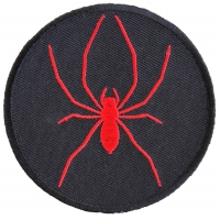 Spider Patch | Embroidered Patches