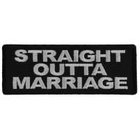 Straight Outta Marriage Patch