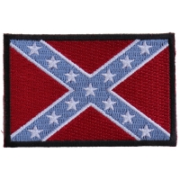 Subdued Rebel Flag Patch