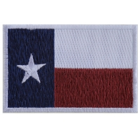 Subdued Texas Flag Patch