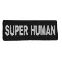 Super Human Patch