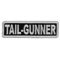 Tail Gunner Patch | Embroidered Patches
