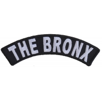 The Bronx Rocker Patch