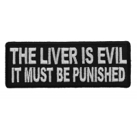 The Liver Is Evil It Must Be Punished Patch