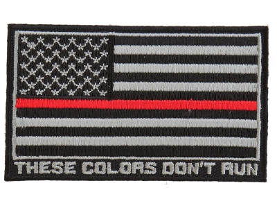 3f1a841da8e American Flag Patches with Colored Stripe under the Stars