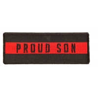 Thin Red Line Proud Son Patch