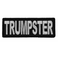 Trumpster Patch