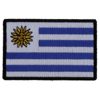 Uruguay Flag Patch
