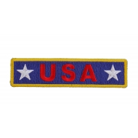USA Dark Blue Patch