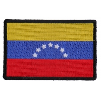 Venezuela Flag Patch