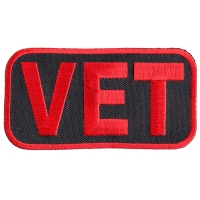 Vet Patch | US Military Veteran Patches