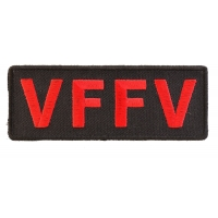 VFFV Patch Vet Forever Forever Vet | US Military Veteran Patches