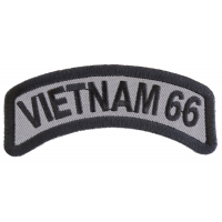 Vietnam 1966 Patch | US Military Vietnam Veteran Patches