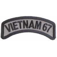 Vietnam 1967 Patch | US Military Vietnam Veteran Patches