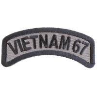 Vietnam 1967 Patch | US Military Vietnam Veteran Patches