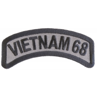 Vietnam 1968 Patch | US Military Vietnam Veteran Patches