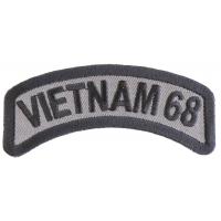 Vietnam 1968 Patch | US Military Vietnam Veteran Patches